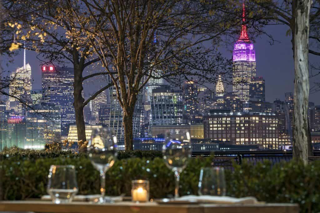 Hoboken on the Hudson.