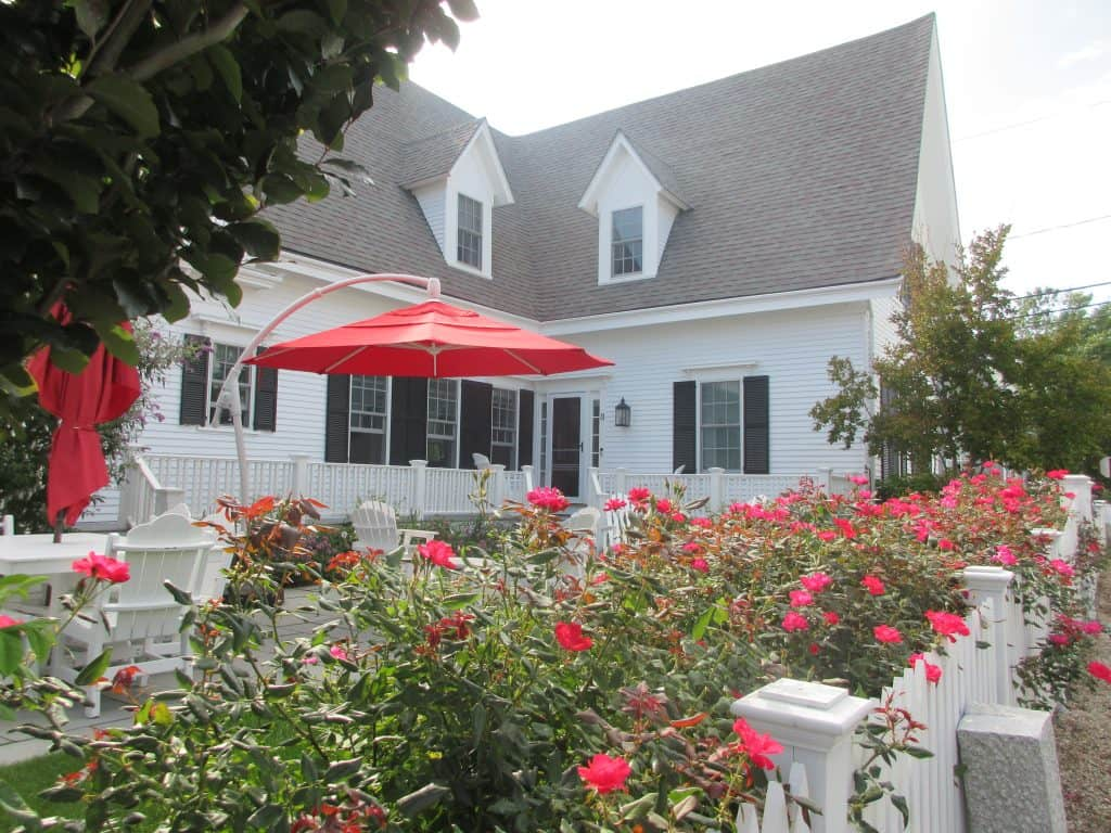 Home in Provincetown's West End