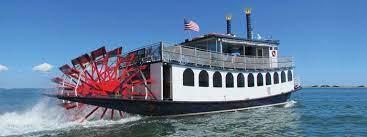 Pilgrim Belle Paddleboat